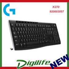 Logitech K270 Wireless Keyboard  3 Years Limited Hardware Warranty