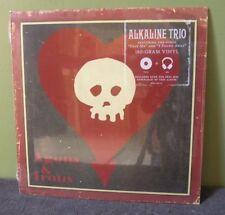 "Alkaline Trio ""Agony & Irony"" LP Orig Sealed Lawrence Arms Blink 182 Matt Skiba"