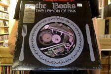 The Books The Lemon of Pink LP sealed vinyl reissue + mp3 download