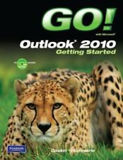 GO! with Microsoft Outlook 2010 Getting Started-ExLibrary