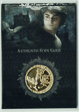 Harry Potter Memorable Moments Goblet of Fire Incentive Card CC2 Harry (Gold)