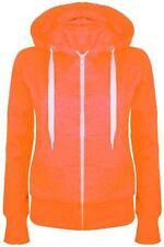 Unbranded Hoodie Orange Hoodies & Sweatshirts for Women