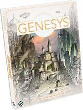 Fantasy Flight Games Genesys Core Rulebook Board Games