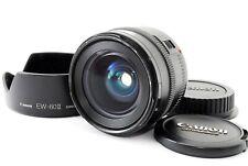 Canon EF 24mm F/2.8 AF Wide Angle Prime Lens Digital w/ Hood From Japan Exc++