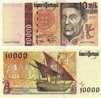 PORTUGAL10000 ESCUDOS CH.2, P191 - 10/07/1997, UNC