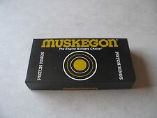 Muskegon Piston Ring set fit Mitsubishi 6G72 Dodge 181 (PS1339040)