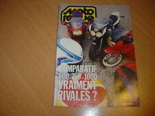 Moto revue N° 2943 Kawa ZZR 600/Honda VFR 750/FZR 1000