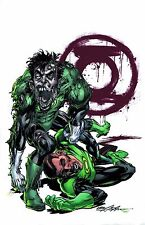 DC COMICS MONSTER VARIANT COVER SET complete 24 issues! NM 2015 new Comics