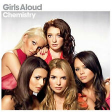 GIRLS ALOUD CHEMISTRY CD Album MINT/EX/MINT *