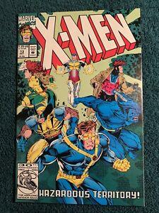 MARVEL COMICS 1992 X-MEN ISSUE #13 LOW GRADE