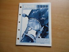 Teile Katalog parts list catalog BUELL Cyclone M2 Modelljahr 1999