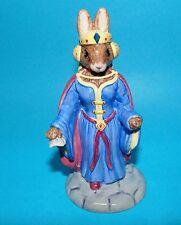 """Royal Doulton Bunnykins figurine """"la Reine Guenièvre"""" DB302 1ST Qualité"""