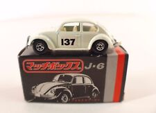 Matchbox Superfast n° J-6 VOLKSWAGEN VW  n° 137 Japon rare 1/64 boite/inbox