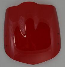 M1600.3ANMCC, Genuine Buell Cherry Bomb Red Windscreen, 03-10 XB Models, (U8A)