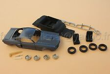 TS voiture 1/43 kit collector FORD MUSTANG Shelby Heco miniatures resine bleu
