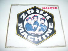ZOUK MACHINE - MALDON ( 3 track maxi cd GERMANY 1989 )