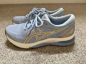 ASICS Gel-Nimbus Womens Running Trainers - Size UK 4.5 / EU 37.5 / US 6.5 Blue
