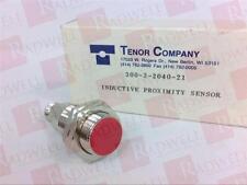 TENOR CO INC 300-3-2040-21 (Surplus New In factory packaging)