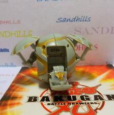 Bakugan Saurus Gray Haos B1 Classic 270G & cards
