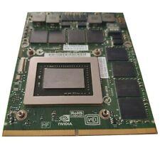 NVIDIA GeForce GTX 675M 2GB Video Card FOR DELL M17X M18X M15X ALIENWARE CLEVO