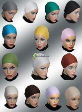 Damen Hijab Kopftuch Bone Bonnet Amira Untertuch Tesettür Takschita Abaya