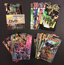 DV8 #1 - 32 Comic Books + Wizard 1/2 COMPLETE Variants Warren ELLIS Al RIO Image