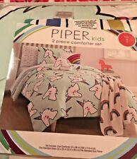 Piper Kids Unicorn 2 Piece Comforter Set