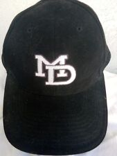 MD Baseball Cap One Size fits all MD logo on front Instafi.com logo on back