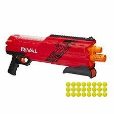 Brand New NERF Rival ATLAS XV1-1200 Team Red  BLASTER