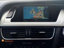 Audi 2016 MMI 2 G Haut Cartes de navigation Sat Nav UK Europe DVD A4/A5/A6/A8/Q7