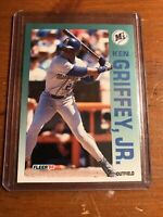 1992 Fleer Ken Griffey JR. #279 Seattle Mariners Baseball Card Ships Free S247