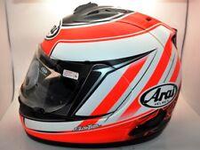 Arai Full Face Helmet Corsair V Nicky Hayden Nicky 3 Stars 2XL Moto GP XXL FRESH