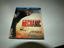 The Mechanic (  Blu - Ray ) + ( Dvd )