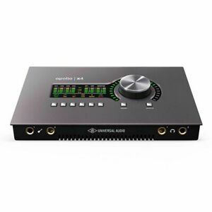 Universal Audio Apollo X4 Desktop Thunderbolt Interface with UAD Processing