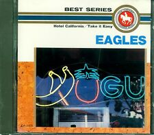 EAGLES  BEST SERIES Hotel California / Take it easy Japan CD CA-5005