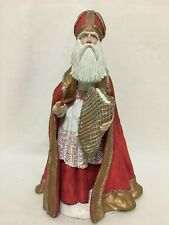 St Nicholas, New, Signed Coa #7726 from Santa Set I by Duncan Royale