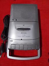 Magnetophone Cassette Tape Recorder Blue Sky Pcr-800 Lecteur Enregistreur Audio