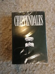 CHIPPENDALES  PLAYING CARDS