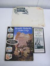 Vintage 1960's South Dakota Vacation Booklet & Brochure