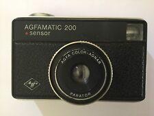 AGFAMATIC 200 Circa 1972 Agfa Colour - Agnar Parator Old Vintage Camera
