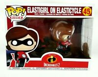 Funko Pop Rides Disney Incredibles 2 #45 Elastigirl On Elasticycle