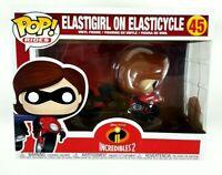 Funko Pop Rides Disney Incredibles 2 #45 Elastigirl On Elasticycle