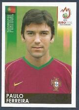 PANINI EURO 2008- #108-PORTUGAL-PAULO FERREIRA