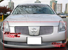 Fits 2004-2006 Nissan Maxima Billet Grille Combo Insert