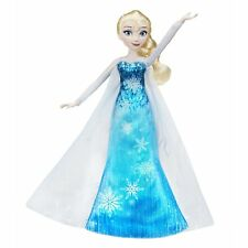 Frozen Muñeca Vestido Musical de Elsa Muñeca Juguete Pelicula Disney NOVELTY