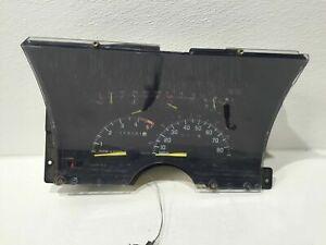 1994 Chevrolet Silverado Suburban 2500 Instrument Speedometer Gauge Cluster 454