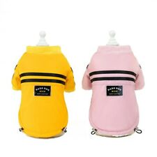 Dog Coat Sport Winter Warm Clothes for Small Dogs Chihuahua Shih Tzu Suits Puppy