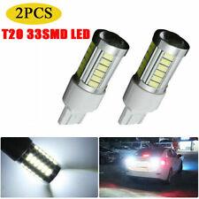 2x Car Auto 6000K Super White Back Up Reverse LED Light Bulbs Car Accessories US