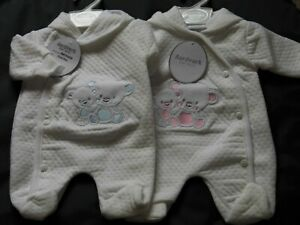 PREMATURE , TINY & NEWBORN BABY BOY /   GIRL HOODED OUTFIT