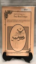 Brown House Doll Easy Sew Designs Bhd145 7.5�-8� Pattern